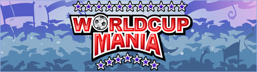 World Cup Mania online pokies game
